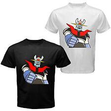 Shin Mazinger Tranzor Z Go Nagai Manga Japanese Super Robot Retro Anime T-shirt