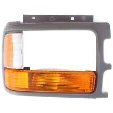 For Dakota 91-96, Passenger Side Parking Light, Amber Lens