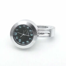 Motorcycle Chrome Clock For Yamaha V-Star XVS 650 1100 Classic Silverado XV1600