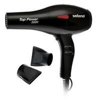 Solano Top Power 3200 Professional Salon Hair Dryer - Italian 1875W Blow Super