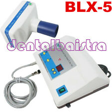 BLX-5 Dental X-Ray Portable Mobile Film Imaging Machine Digital Low Dose System