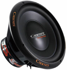 "New listing Cadence 400W 10"" Cv Series Dual 4 ohm Car Subwoofer | Cv10D4"