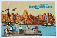 Postcard MAGIC KINGDOM THEME PARK, WALT DISNEY WORLD OPENING 1971, FLORIDA