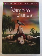 5DVD VAMPIRE DIARIES - LOVE SUCKS - INTEGRALE SAISON 1 - Nina DOBREV