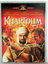 DVD KHARTOUM - Charlton Heston, Laurence Olivier