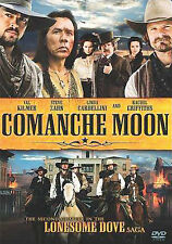 Comanche Moon: The Second Chapter in the Lonesome Dove Saga, New DVD, Val Kilmer