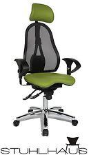 Topstar Wellnessstuhl-Bürostuhl Sitness 45 *ST99UL55X Grün*