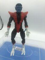 """Marvel Legends Nightcrawler Figure X-Men Galactus BAF Wave 6"""" Loose Figure Rare"""