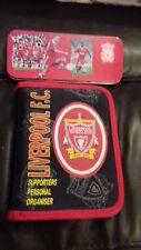 Liverpool gifts x 3.personal organiser Tin pen case Tattoos  Bargain