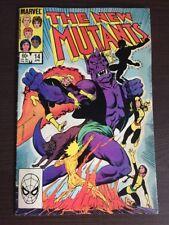 The New Mutants #14 (Marvel Comics 1984) 1st Magik Illyana Rasputin