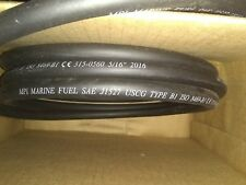 """5/16"""" ID Type B1 Marine Fuel  Hose Line  MPI Premium  B1 Sold  By The Foot"""