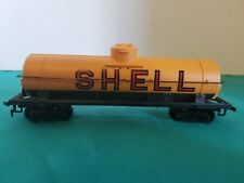 Shell Oil Tanker Car Vintage Ho Scale Train Car