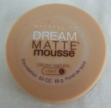 Maybelline New York Dream Matte Mousse Foundation Creamy Natural 5 Light New