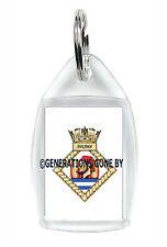 HMS SULTAN KEY RING (ACRYLIC)