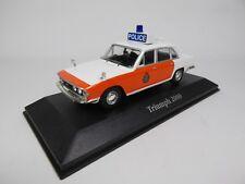 TRIUMPH 2000 UK Voiture police anglaise 1/43 ATLAS CORGI DIECAST MODEL CAR U20
