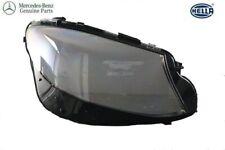 Mercedes W213 E200 E250 E300 E400 E63 AMG RIGHT Headlamp Lens Cover OEM 16-19