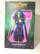 Hot Toys Guardians of the Galaxy Gamora MMS259 1/6 Zoe Saldana Complete Marvel
