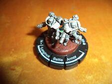 Longinus Battle Armor #025 MechWarrior Death From Above 14 Points