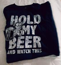 Hold My Beer t-shirt tamaño XXL