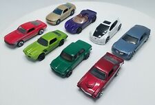 LOT - Die Cast Cars- Hot Wheels, Match Box - Ford, Pontiac, Bmw And Other