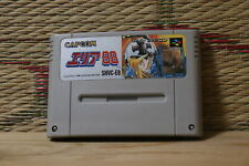 Area 88 Nintendo Super Famicom SFC Very Good Conditon!