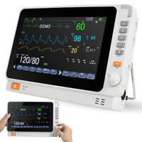 10 Inch Multi-parameter Monitor ICU CCU Vital Sign Dental Patient Monitor ECG CE