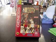 NBA ACTION 94  SEGA GENESIS  (USA)