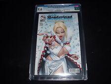 Wonderland: Through the Looking Glass #3 - CGC 9.6 - Cover C - Cucca Art!