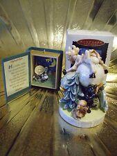 VTG 1949 Sebastian Miniature Hey Diddle Diddle Cat & Fiddle Nursery Rhyme Figure