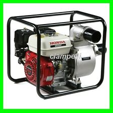 Motopompa HONDA WB 30 XT 4,8 HP pompa acqua da travaso 4 TEMPI motore GX 160