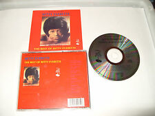 Betty Everett - The Best of  Betty Everette (2001) cd Ex Condition
