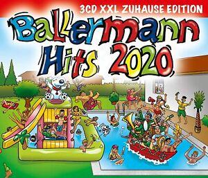 Various - Ballermann Hits 2020 (XXL Zuhause Edition) 3CD NEU OVP