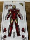 Hot Toys Iron Man 2 MK 4 Die cast 1/6 Scale Marvel Figure