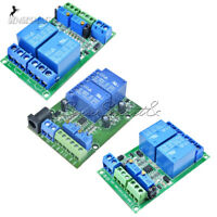 DC 5V 12V 24V Voltage 1/2/4 Channel Comparator LM393 Comparator Module
