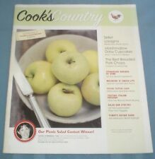 Cook's Country Introductory Issue 8 recipe cards marshmallow treats Monkey Bread