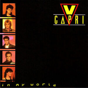 In My World - V Capri (1986 Australia)