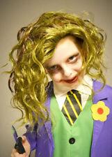 Childrens Dark Knight Style The Joker Green Wig