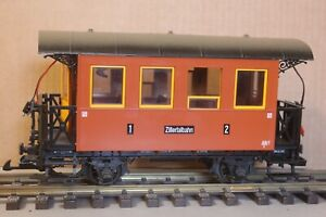 LGB Lite Coach 3007Super nice with box Please note the plug type