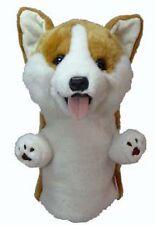 Corgi Dog Golf Animal Headcover Driver Head Cover Daphnes Golf Club Cover