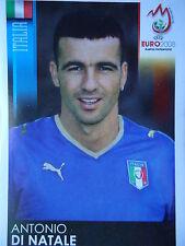Panini 302 Antonio di Natale Italien UEFA Euro 2008 Austria - Switzerland