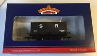 Bachmann 37-090 Rake Of 2 New 7 Plank S.R. Brown