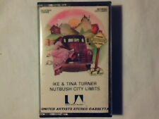 IKE & TINA TURNER Nutbush city limits mc cassette k7 ITALY COME NUOVA LIKE NEW!!