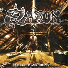 """Saxon - Unplugged and Strung Up (NEW 2 x 12"""" VINYL LP)"""