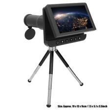 50X 1080P 5inch Screen Infrared Monocular Digital Night Vision Telescope Device❤