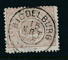 NR. 13 PR.EX.  MET FRANCO TAKJE MIDDELBURG 17 MRT 73    Zk236
