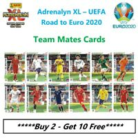 Panini Adrenalyn XL - Road to UEFA Euro 2020: Team Mate Cards