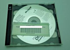Genuine Microsoft Office 2000 Professional 2-CD set With Serial Activation Code