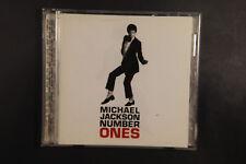 Michael Jackson – Number Ones   CD  (Box C287)