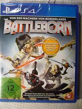 PS4 -Game - BATTLEBORN ++neu und ovp++
