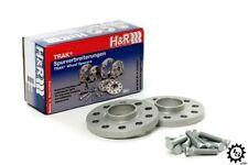 H&R DRS TRAK+ 15mm Wheel Spacers for 91-20 Toyota Camry Matrix MR2 Solara Supra